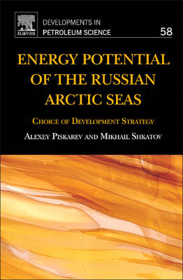 Energy Potential of the Russian Arctic Seas: Choice of Development Strategy (BOK)