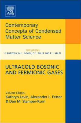 Ultracold Bosonic and Fermionic Gases (BOK)