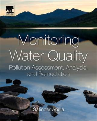 Monitoring Water Quality: Pollution Assessment, Analysis, and Remediation (BOK)
