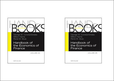 Handbook of the Economics of Finance: Corporate Finance and Asset Pricing: Volumes 2A & 2B (BOK)