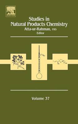 Studies in Natural Products Chemistry: Volume 37 (BOK)
