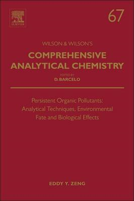 Persistent Organic Pollutants (POPs): Analytical Techniques, (BOK)