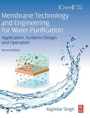 Membrane Technology and Engineering for Water Purification (BOK)