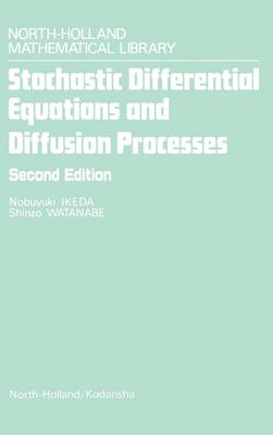 Stochastic Differential Equations and Diffusion Processes (BOK)