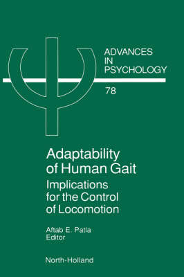 Adaptability of Human Gait: Implications for the Control of Locomotion (BOK)