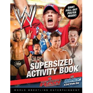 WWE Supersized Activity Book (BOK)