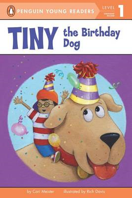 Tiny the Birthday Dog (BOK)