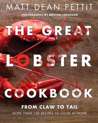 Great Lobster Cookbook (BOK)