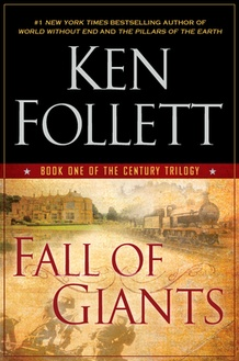 The fall of giants - the century trilogy book 1 (BOK)