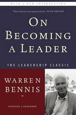On Becoming a Leader (BOK)