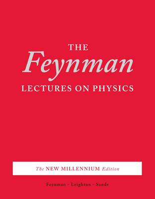 Feynman Lectures on Physics, boxed set (BOK)