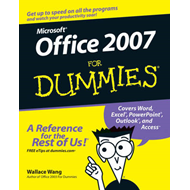 Office 2007 For Dummies (BOK)