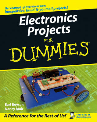 Electronics Projects For Dummies (BOK)