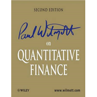 Paul Wilmott on Quantitative Finance (BOK)