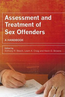 Assessment and Treatment of Sex Offenders: A Handbook (BOK)