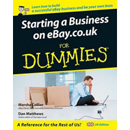Starting a Business on eBay.co.uk For Dummies (BOK)