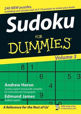 Su Doku For Dummies (BOK)