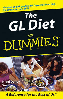 GL Diet For Dummies (BOK)