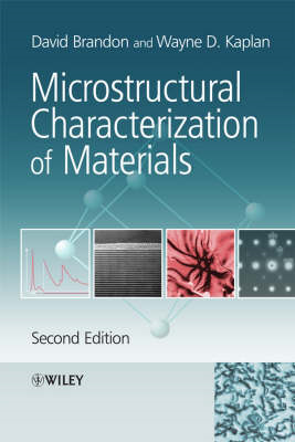 Microstructural Characterization of Materials (BOK)