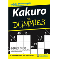Kakuro For Dummies (BOK)