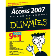 Microsoft Office Access 2007 All-in-one Desk Reference For D (BOK)