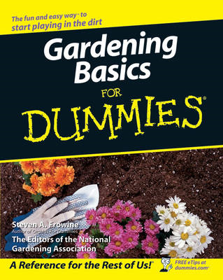 Gardening Basics For Dummies (BOK)