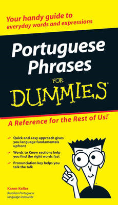 Portuguese Phrases For Dummies (BOK)