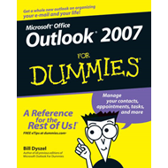 Outlook 2007 For Dummies (BOK)