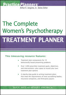 The Complete Women's Psychotherapy Treatment Planner (BOK)