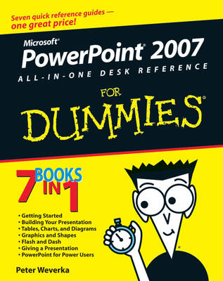 PowerPoint 2007 All-in-one Desk Reference For Dummies (BOK)
