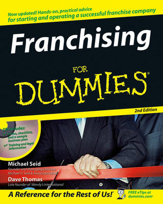 Franchising For Dummies (BOK)