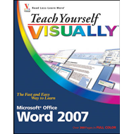 Teach Yourself Visually Word 2007 (BOK)