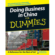 Doing Business in China For Dummies (BOK)