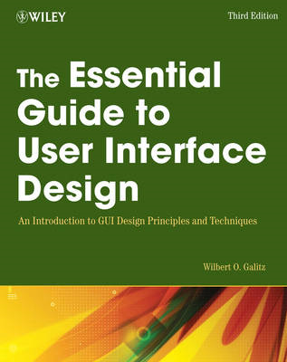 Essential Guide to User Interface Design (BOK)