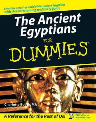 Ancient Egyptians For Dummies (BOK)