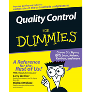 Quality Control for Dummies (BOK)
