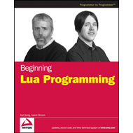 Beginning Lua Programming (BOK)