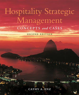 Hospitality Strategic Management: Concepts and Cases (BOK)