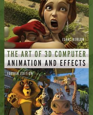 Art of 3D Computer Animation and Effects (BOK)