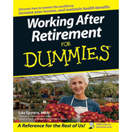 Working After Retirement For Dummies (BOK)
