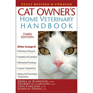 Cat Owner's Home Veterinary Handbook (BOK)
