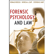 Forensic Psychology and Law (BOK)