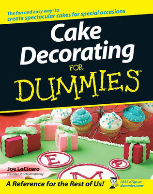 Cake Decorating for Dummies (BOK)