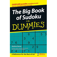 Big Book of SuDoku For Dummies (BOK)