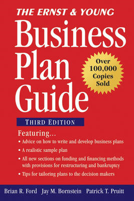 The Ernst & Young Business Plan Guide (BOK)