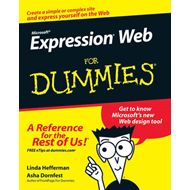 Microsoft Expression Web For Dummies (BOK)