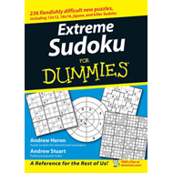Extreme Sudoku For Dummies (BOK)