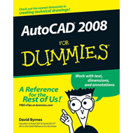 AutoCAD 2008 For Dummies (BOK)
