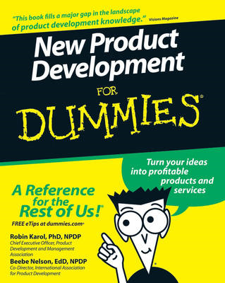 New Product Development For Dummies (BOK)