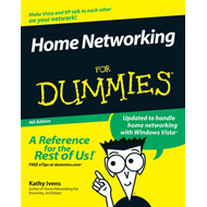Home Networking For Dummies (BOK)